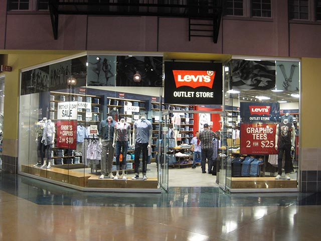 Jean at Fashion Outlets of Las Vegas