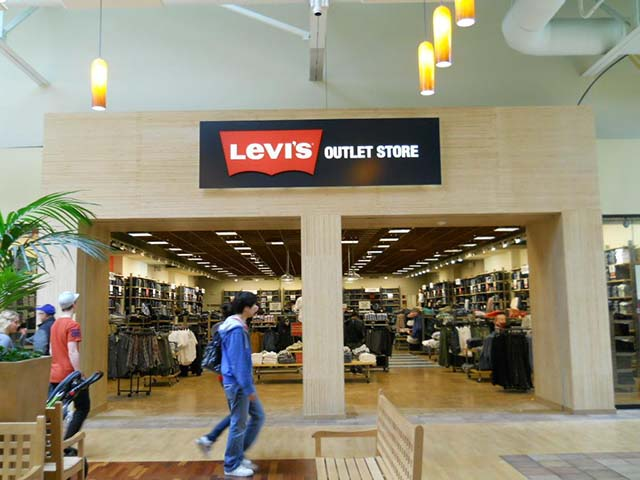 Levis coupons for outlet stores
